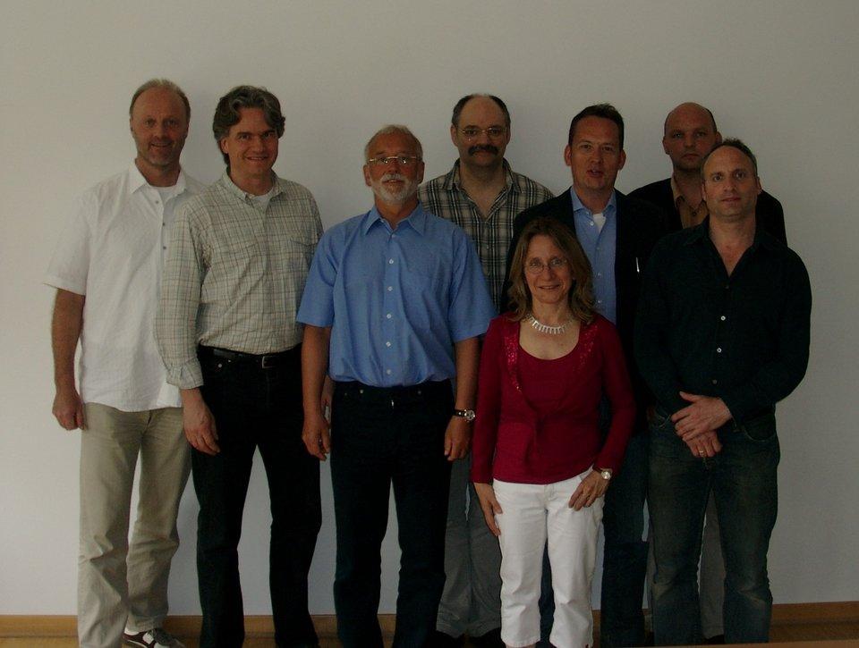 Team des Studiengangs Molekulare Biologie