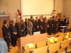 Absolventenfeier 2006