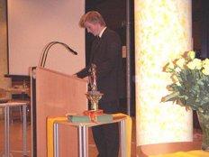 Absolventenfeier 2004
