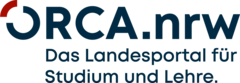 Logo des ORCA.NRW Portals - Open Resources Campus NRW
