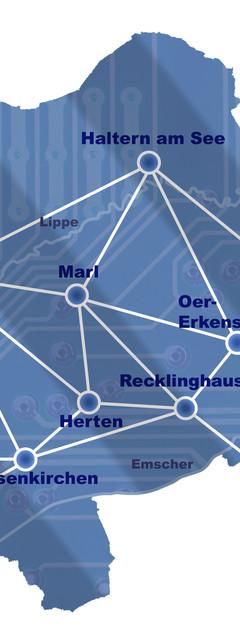 Abbildung zum Thema connect.emscherlippe