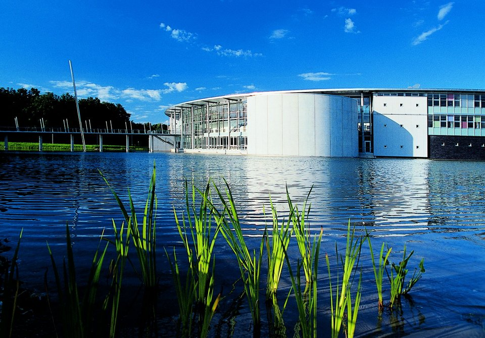 Studieren mit Seeblick am Campus Bocholt