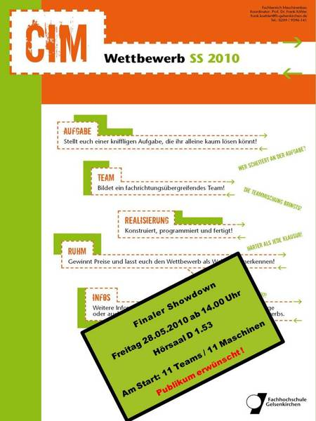 CIM-Wettbewerb 2010