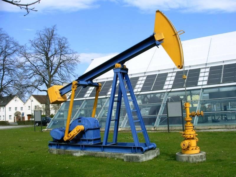Erdöl und Photovoltaik