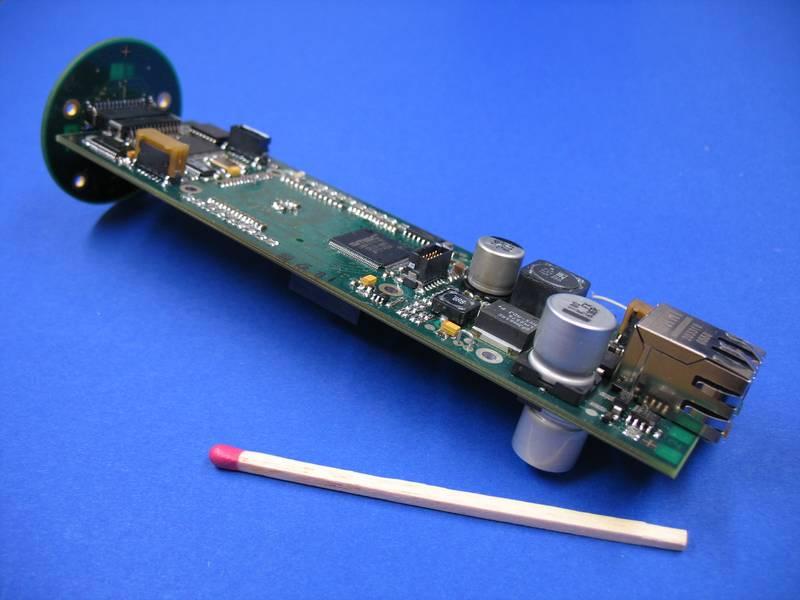 CMOS- und CCD-Kameratechnik 3