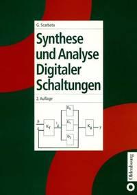 Synthese und Analyse Digitaler Scchaltungen