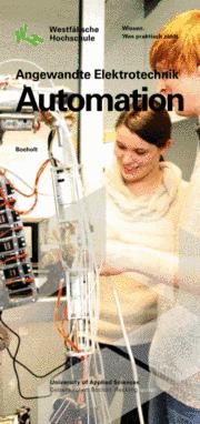 Angewandte Elektrotechnik, Automation