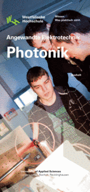 Angewandte Elektrotechnik, Photonik