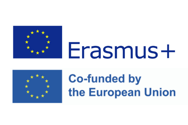 gErasmus+ Logo Co-funded by the European Union
