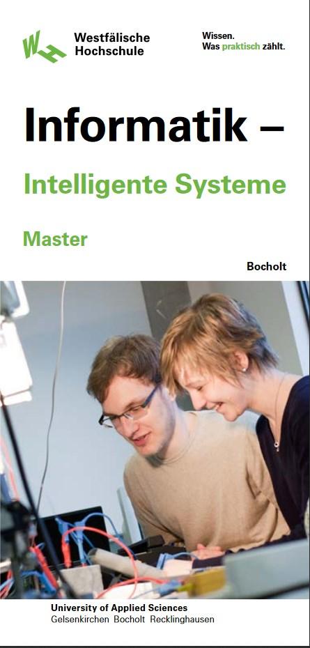 Master Informatik - Intelligente Systeme