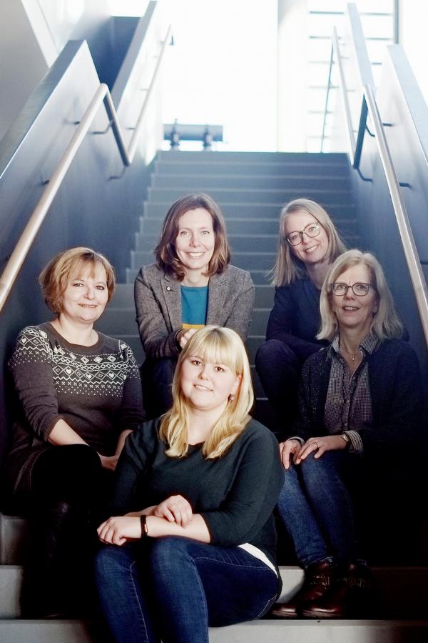 Das Team des International Office