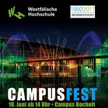 Campusfest 10. Juni 2017